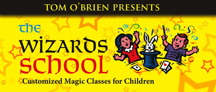Tom O'Brien's wizard school
